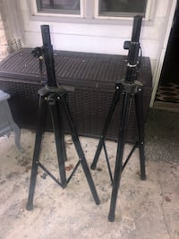 Set of 2 speaker stands  Indianapolis, 46259