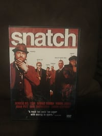 Snatch awesome dvd