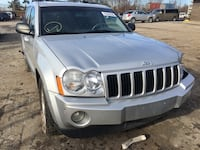 Parting out 2007 Jeep Grand Cherokee 4x4 New Castle, 16101