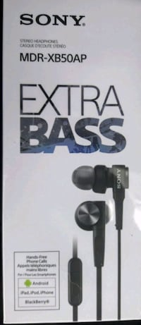SONY EXTRA BASS HEADPHONES Mulino, 97042