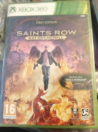 Saints row: gat out of hell.  Zaragoza, 50018
