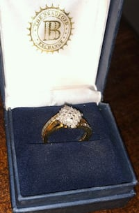 diamond ring in box Reading