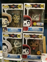 Rate Funko Pop Coco set. Toys R Us exclusive Chase Middletown, 07748