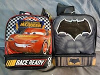 2 NEW LUNCH BOXES