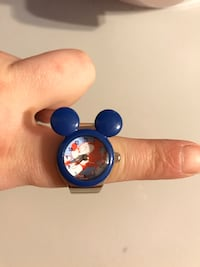 Vintage Mickey Mouse watch ring Woodbridge, 22193