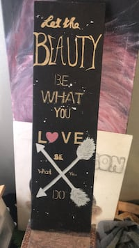 Quote painting