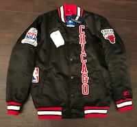Brand New with Tags Chicago Bulls 1991 Finals Starter Jacket size XL comes with original receipt . Purchased from DTLR for $150+tax will take $100 CASH ONLY!! Indian Trail, 28079