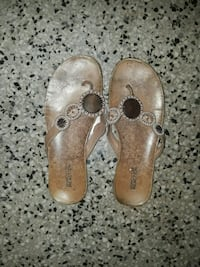 Kenneth Cole Reaction Sandals - Size 8.5 Cocoa