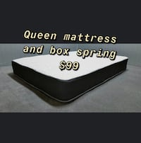 Mattress and box spring BRAND NEW DELIVERY AVAILABLE TODAY Baltimore, 21223