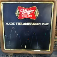 miller wooden board Lincoln, 35096