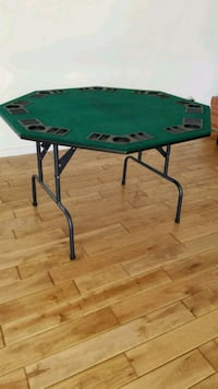 green and black metal table Great Falls, 59401