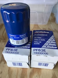 New ACDelco PF63E Oil Filters Fort Myers, 33913