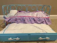 American Girl bed and trundle Sykesville, 21784