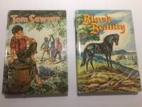 2 Classics - The Adventures of Tom Sawyer & Black Beauty Paxton