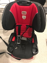 baby's red and black car seat Leesburg, 20176