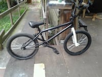 black and white BMX bike Langley, V2Z 1W9