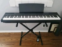 Weighted piano keyboard Hawthorne, 90250