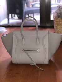 Celine Large Gray Phantom Tote Chicago, 60611