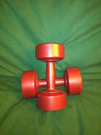 Pair of 8 pound dumbbells Maryland, 21207