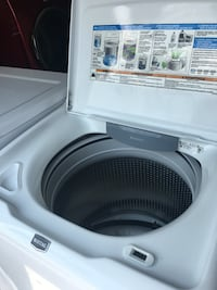 Washer and dryer set with free delivery Clarksville