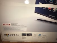 Unopened Brand New 48 inch Samsung LED 1080P UN48J5200AF SMART TV with a wall mount included for $500! New York, 11354