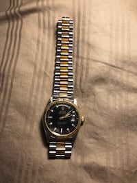 Rolex oyster perpetual Hermon, 04401