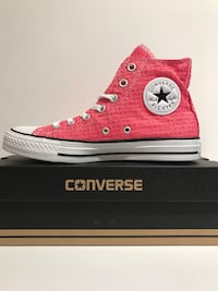 Zapatillas Converse All Star Hi Barcelona, 08006
