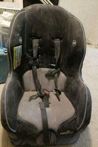 baby's black and gray car seat carrier Alexandria, 22309