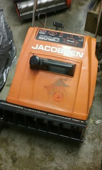 Jacobsen Snowblower  Highland Park, 48203