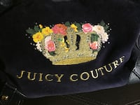 Navy Juicy Couture bag Woodbridge