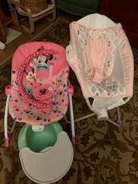 Minnie infant chair, only !