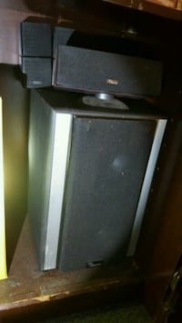 Speakers for Home Entertainment System