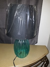 green and black table lamp Moreno Valley, 92551