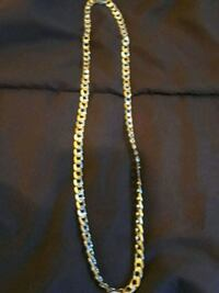 gold-colored chain necklace Harrisburg, 17110