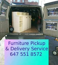 Household & Furniture Pickup and Delivery Service! Toronto