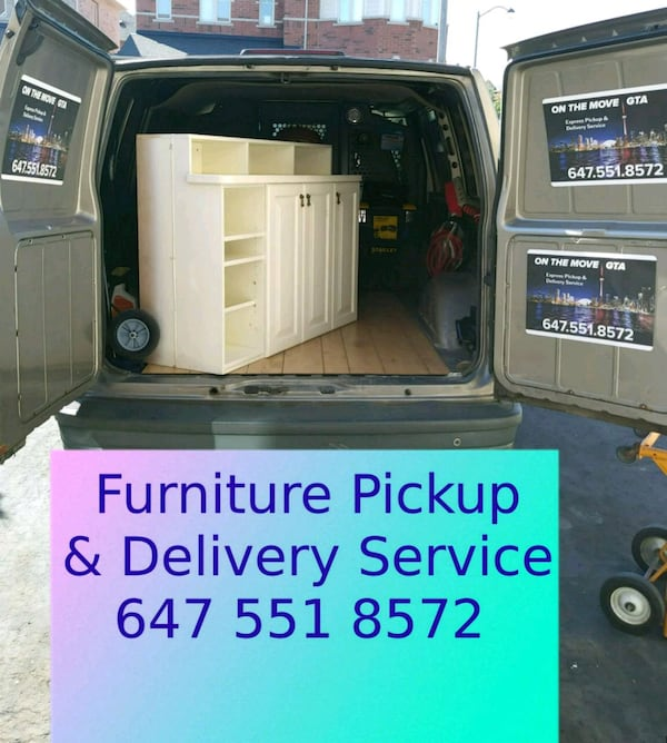 Express Pickup and Delivery Service 2c075258-b2fd-481a-a867-85f0e6df637b