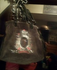 Juicy couture handbag  Nanaimo, V9R 6H3