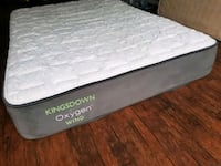 double / full mattress luxury kingsdwon brand. delivery 30$ same day  Edmonton, T5G 0L8