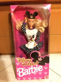 Barbie Disney Weekend 1993 scatola originale