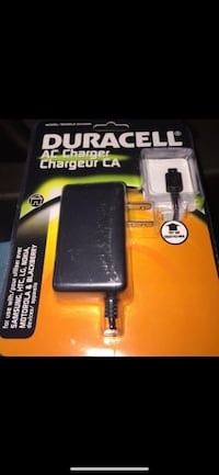 Duracell AC Charger *BNIP*