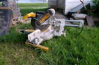 Dewalt sliding compound miter saw Hampstead, 21074