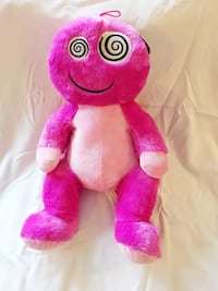 """New With Tags Cute Weird Alien Stuffie Plush 14"""" Vancouver, V5K 3A5"""