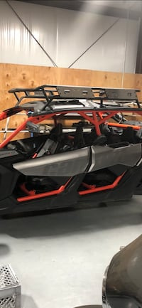 Can am x3 turbo max roof rack Hanford, 93230