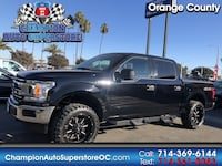 2018 Ford F-150 XLT 4WD SuperCrew 5.5' Box Huntington Beach