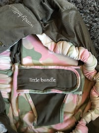 Wendy Bellissimo infant carrier