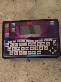 Learning tablet - fisher price Winnipeg, R2G 0S2