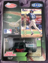 1999 White Rose Team Collectible Diecast Seattle Mariners F-150 truck Woodbridge, 22193