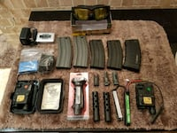 Assorted  New Parts Air Soft package deal only Vaughan, L6A 3X8