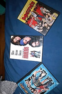 DVD's (COMEDY) 3 DIFFERENT MOVIE'S London, N6H 1M9