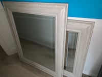 white wooden framed glass window Silver Spring